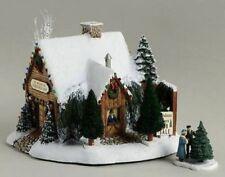 "Thomas Kinkade -""St.Nicholas Christmas Shop"" (Complete 3 Piece Collectible Set)"