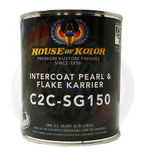 House of Kolor C2C-SG150 Intercoat Pearl and Flake Karrier 1 Quart