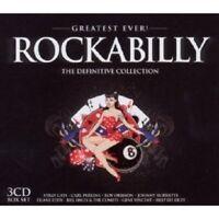 ROCKABILLY-GREATEST EVER 3 CD NEU