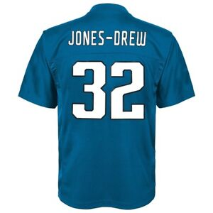 Maurice Jones-Drew NFL Jacksonville Jaguars Mid Tier Blue Home Jersey Boys (4-7)