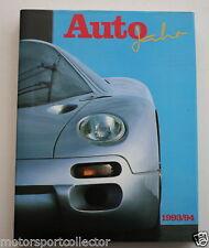 Auto-Jahr 1993/1994 - Jahrgang Nr. 41 (Piccard, Jean-Rodolphe)
