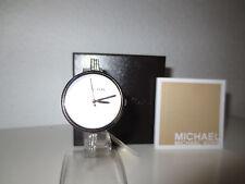Michael Kors MK Damen Armband Uhr Edelstahl Farbe Silber MK3389 Uhren neu