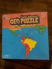 Latin America Geo Puzzle New 50 Pieces 2011