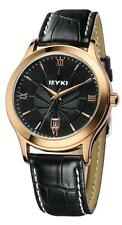 Eyki Man Black Dial Watch - EET8705L-RG