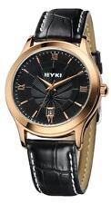 Eyki Man Black Dial Watch - EET8705L-RG