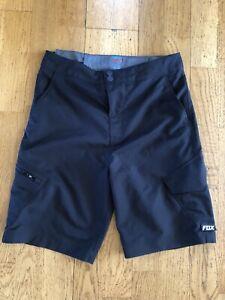 """Fox Ranger Bike MTB BLACK Shorts (28"""")"""