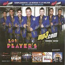 LOS PLAYERS DE TUZANTLA MP3 REGIONAL MEXICANO LOS MEJORES EXITOS