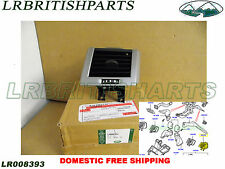 LAND ROVER VENT DUCT HEATER AIR INLET RANGE ROVER 2008 TO 2009 LR008393 NEW OEM
