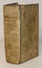 WICQUEFORT Mémoires touchant les ambassadeurs et les ministres publics 1676