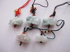100% Natural Type A Jadeite Jade Chinese Zodiac pendant Rabbit pick your choice