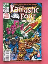 Fantastic Four Unlimited - Nuff Said - Marvel Comics - 3 September FN