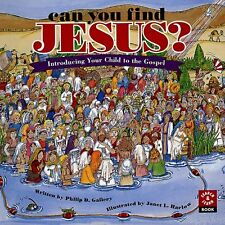 Can You Find Jesus? Introducing Your Child to the