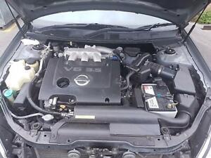 NISSAN MAXIMA ENGINE PETROL, 3.5, VQ35, J31, 02/02-05/09
