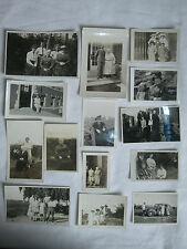 14 Family Photographs c 1920s Edinburgh Grandparents Children Daughters