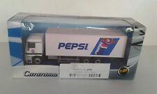 Cararama Merc Truck Pepsi 1/50. NEW