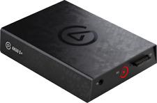 Elgato Game Capture 4K60 S+ Box zero-lag SD card slot standalone recording HDMI