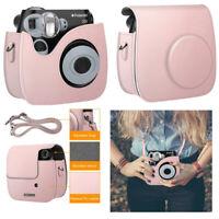 For Polaroid PIC-300/Fujifilm Instax Mini 7s Instant Film Camera Bag Case Cover