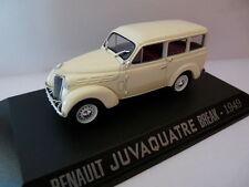 Coche 1/43 M6 Universal Hobbies RENAULT 4CV break chapado 1949