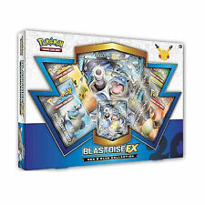 POKEMON CARDS: BLASTOISE EX RED & BLUE COLLECTION BOX GENERATIONS BOOSTER PACKS