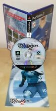 PRO EVOLUTION SOCCER 2 ps2 Sony Playstation gioco game completo prima stampa