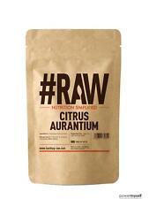#RAW Citrus aurantium 100g-perdita di grasso, SLIM, peso, energia, alimentazione, arancio amaro