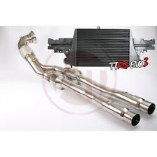 Audi TTRS 8J Wagner Tuning EVO3 Competition Package - Intercooler & Downpipe