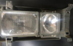 VW T25 Vanagon Hella double headlights H4