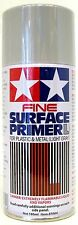 Tamiya 87064 Grey Fine Surface Primer L Spray Paint Can 180ml Mid America