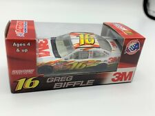 Gregg Biffle 2008 3M #16 1/64 Nascar Diecast Car Limited Edition Collectable