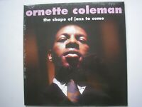 ORNETTE COLEMAN The Shape Of Jazz To Come LP new mint sealed vinyl 2014