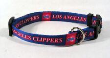 Los Angeles LA Clippers Licensed NBA Medium Dog/Cat Pet Collar FREE US SHIPPING