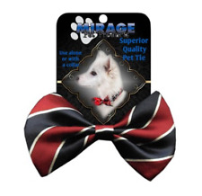 Classic Strips Dog Bow Tie