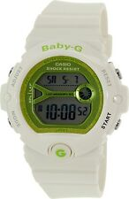 Casio Women's Baby-G BG6903-7 White Plastic Quartz Watch