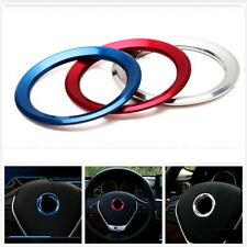 BMW Lenkrad Emblem Ring Blende Abdeckung Rahmen Schwarz E46 E52 E53 E60 F01 F30