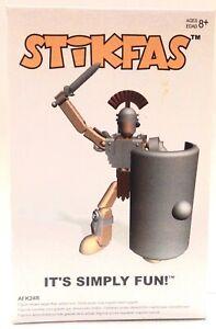 Stikfas Alpha Male AFK24R Legionnaire Romans Action Figure
