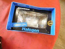 NEW SYLVANIA H4651 Halogen High Beam Boxed Headlight Bulb