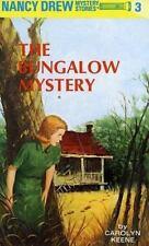 Nancy Drew: The Bungalow Mystery 3 by Carolyn Keene (1988, Hardcover)