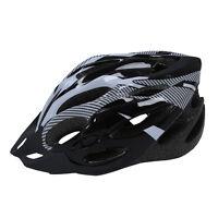 Black grey Bicycle Helmet Mountain Bike Helmet for Men Women Youth SZHKUSDT