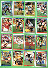 #D302. 1993 RUGBY LEAGUE CARDS - ONE OF EACH TEAM