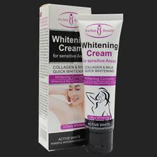 Underarm Elbow Knee Privates Massage Deodorant Natural Armpit Whitening Cream