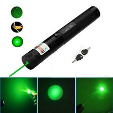 Grüner Laserpointer wiederaufladbarer Lazer Stif Hochleistungslichtstrahl 532nm
