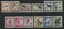 South West Africa complete set mint o.g. hinged