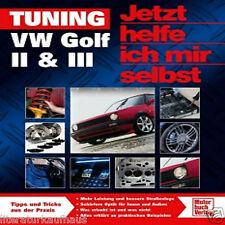 TUNING VW GOLF 2 II und GOLF 3 III ++ Jetzt helfe ich mir selbst  TIPPS / TRICKS