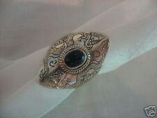Tibetan Lapis Dragons Sterling Silver Ring Nepal