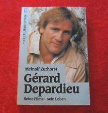 GERARD DEPARDIEU  Heyne Filmbibliothek Nr. 162