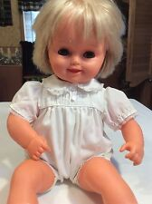 "21"" Sebino Baby Doll 1980 RARE!"