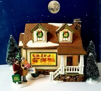 DEPT 56 COLLECTORS CLUB HOUSE!  Special NCC Edition, Can be customized, Perfect!