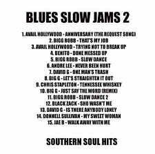 """DJ Greg Nasty - """"Blues Slow Jams 2""""  Southern Soul Mix"""