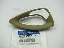 New Steering Wheel Trim Cover Bezel Left For 11-14 Hyundai Sonata 561713Q100YDA
