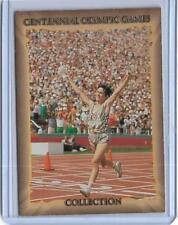 (100) 1996 CENTENNIAL OLYMPIC JOAN BENOIT-SAMUELSON MARATHON CARD #67 LOT